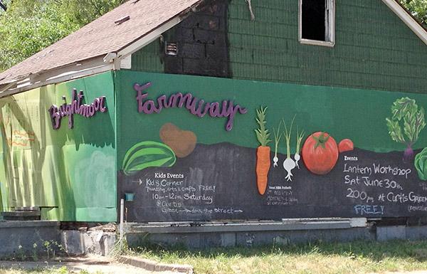 Brightmoor Farmway House