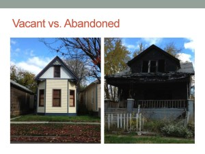 Vacant vs. Abandoned Image